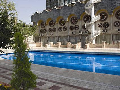 Parsian Tehran Enghelab Hotel