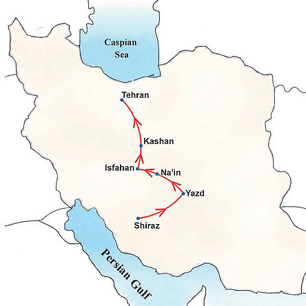 Explore Iran 9 Day Cultural Discovery Group Tour Of Iran